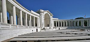 Arlington National Cemetery Amphitheater (1)
