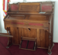 Church Organ Donated by Bidwells