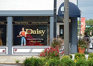 Daisy Airgun Museum in Rogers, AR
