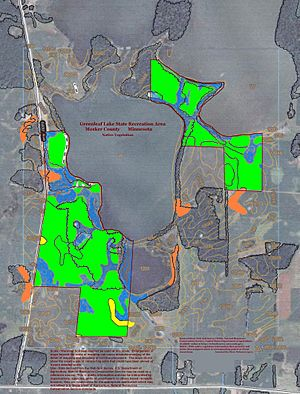 Greenleaf Lake SRA Soils Wiki Version