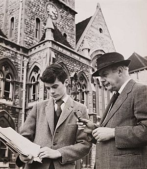 John Betjeman Reads William Horton's Petition to Save Lewisham Town Hall, 1961