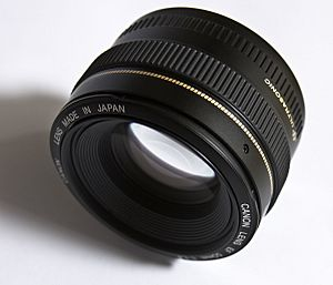 Lens Canon EF 50mm f1.4