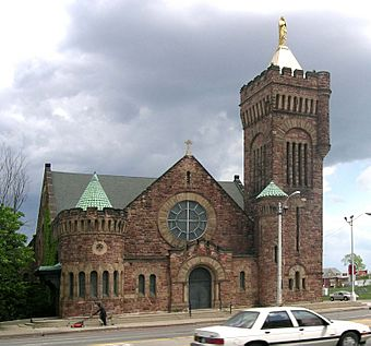 Saint Joseph's Episcopal Church1893.jpg