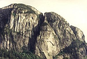 Stawamus sharp