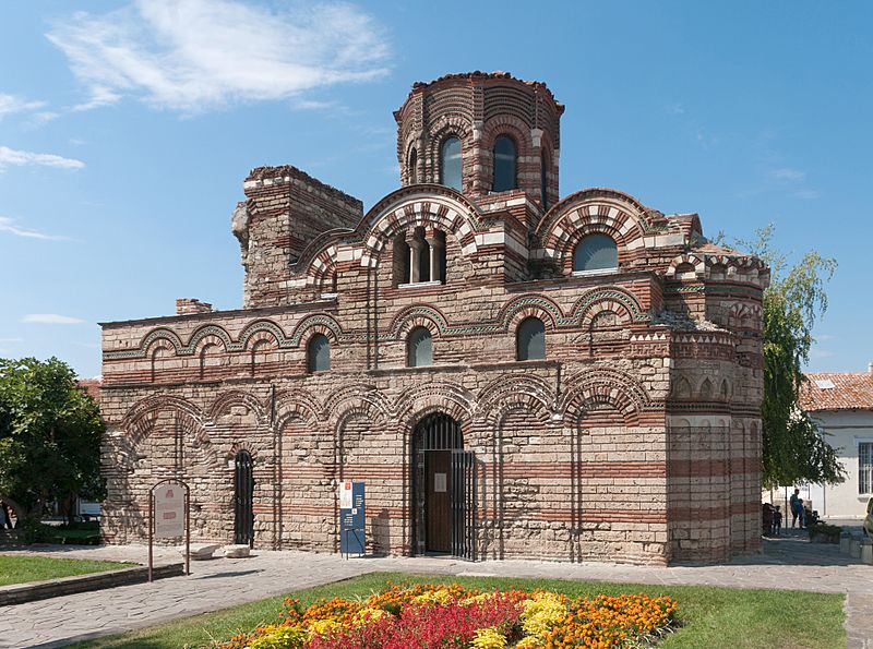 Church of Christ Pantocrator Nesebar