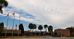Fort Walton Beach City Hall, September 2014