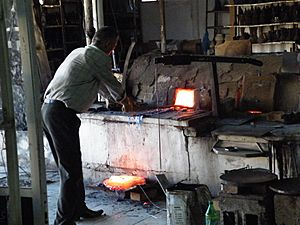Modern Hebron Glass Factory
