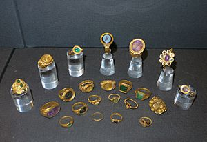 Thetford treasure rings