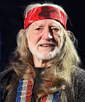 Willie Nelson at Farm Aid 2009 - Cropped