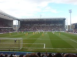 Ewood Park - Walker Steel stand
