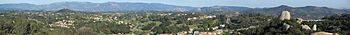 Mount Palomar panorama