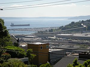 Seattle - Smith Cove from Soundview Terrace 01