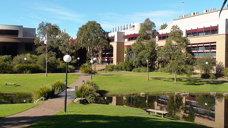 Uni of Wollongong Science buildings
