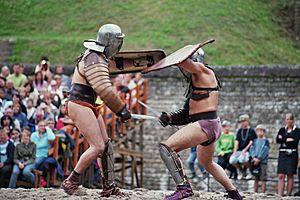 Gladiator Spiel