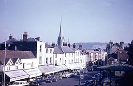 Dorking South Street 1959