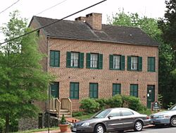 The Laurel Museum in May 2007
