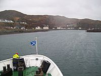 Approaching Mallaig harbour by ferry.jpg