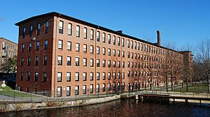BMC Mill Waltham