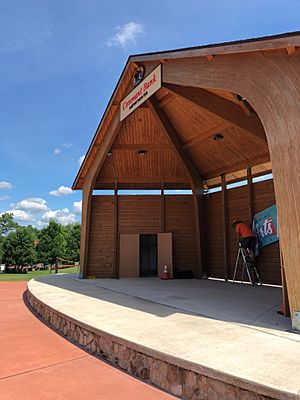 Covenant Bank Amphitheater