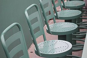 Green Monster Seats