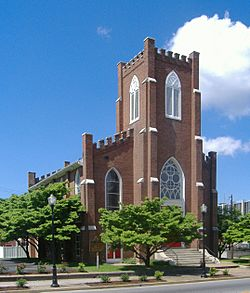 Hopkinsville First Presbyterian Church