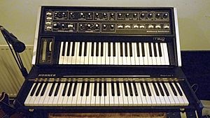 Multimoog & Hohner Pianet