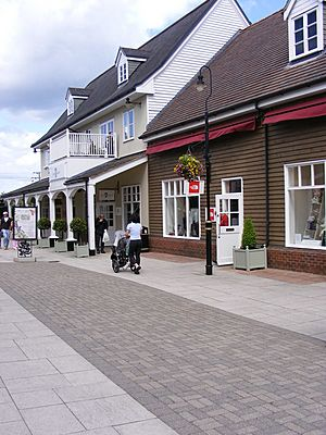 Bicester Village - geograph.org.uk - 1335617