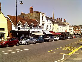 Dorking South Street 2009