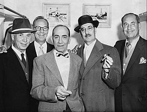 Marx brothers Tonight Show