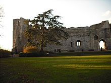Newark Castle, Nottinghamshire 003