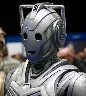 Doctor Who 50th Celebration - Cyberman (11001236893)