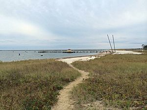 East Beach, Hyannisport, MA