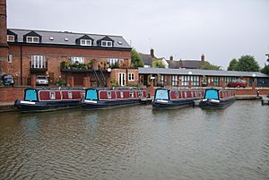 Market harborough docking