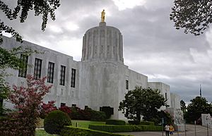 Oregon Capitol 2