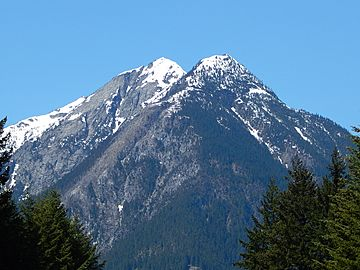 Ruby Mountain's west aspect seen from the North Cascades Highway.jpg
