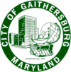 Official seal of Gaithersburg, Maryland