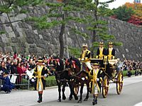 Special Parade of the Ceremonial Horse-Drawn Carriages1