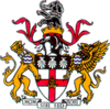 Coat of arms of London Borough of Camden