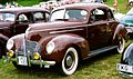 Hudson Pacemaker Series 91 Coupe 1939