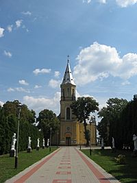 Konin - St. Adalbert's church