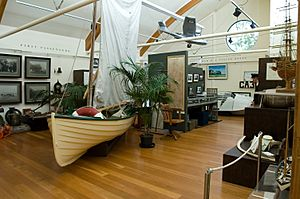 Lord Howe Island maritime museum
