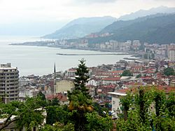 View of Rize