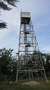 Warwick Fire Tower