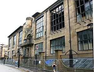 Wfm glasgow school of art