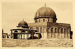 Jerusalem Dome Rock