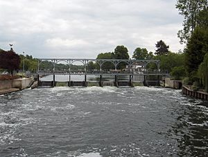 Sluice gates-KayEss-1