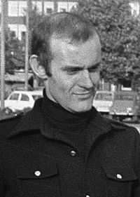 Tom Gilbey in 1969