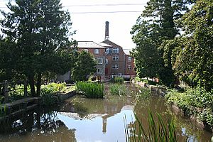 Uffculme, Coldharbour Mill - geograph.org.uk - 839621