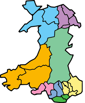 Welsh 8 local authorities proposal