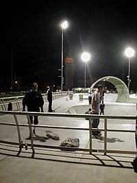 Louisville Skatepark-night-2002